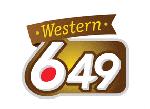 CANADA WESTERN LOTTO 649